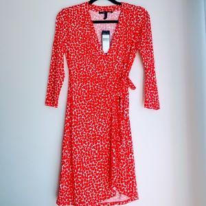 BCBGMAXAZRIA Women's Dress Size S Red
